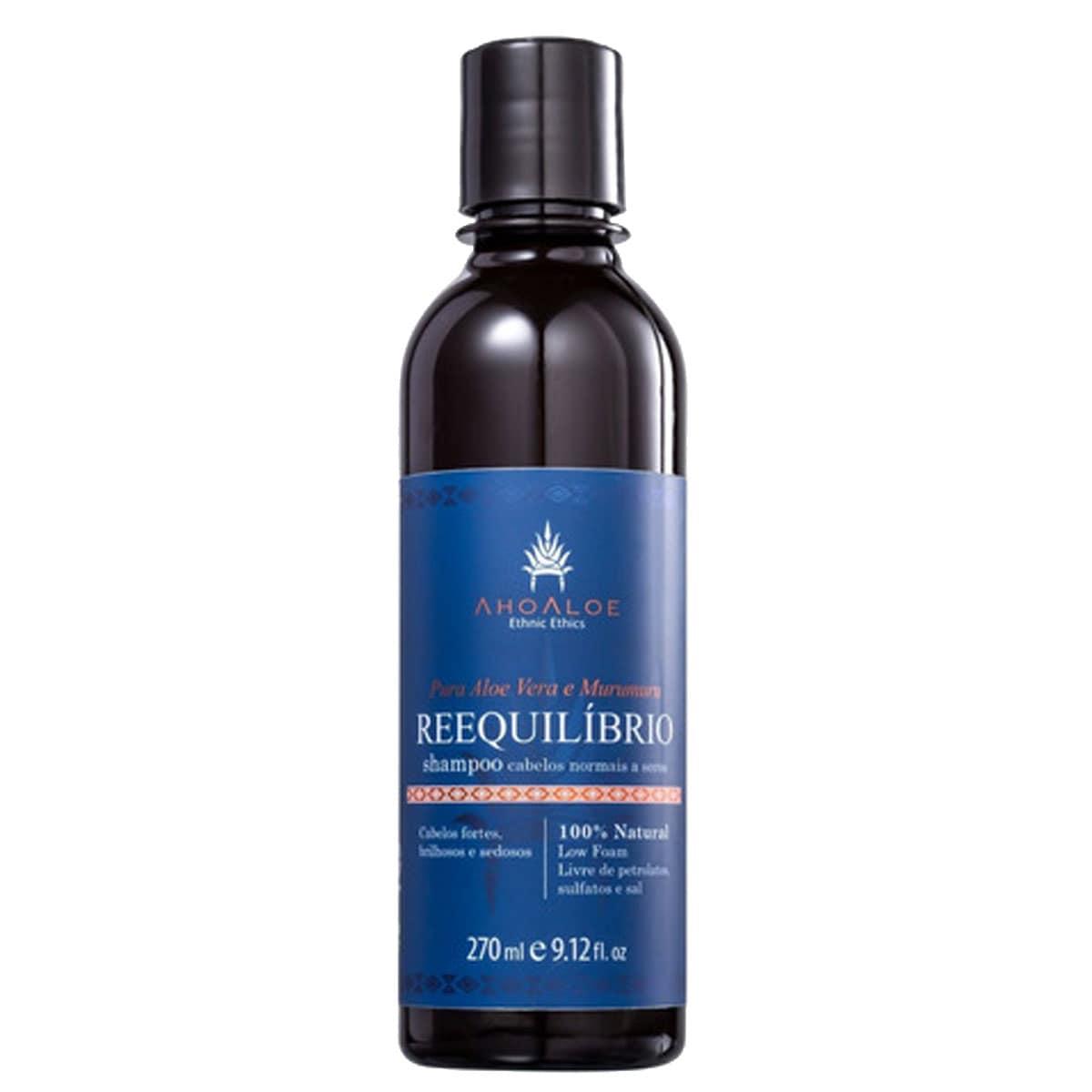 Shampoo Reequilíbrio 270ml - Ahoaloe