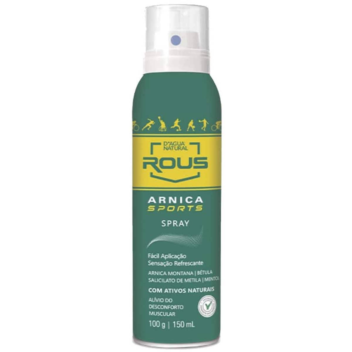 Spray arnica sports 150ml