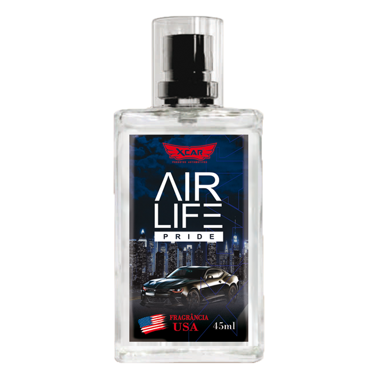 Air Life USA 45 ML - Xcar 9043