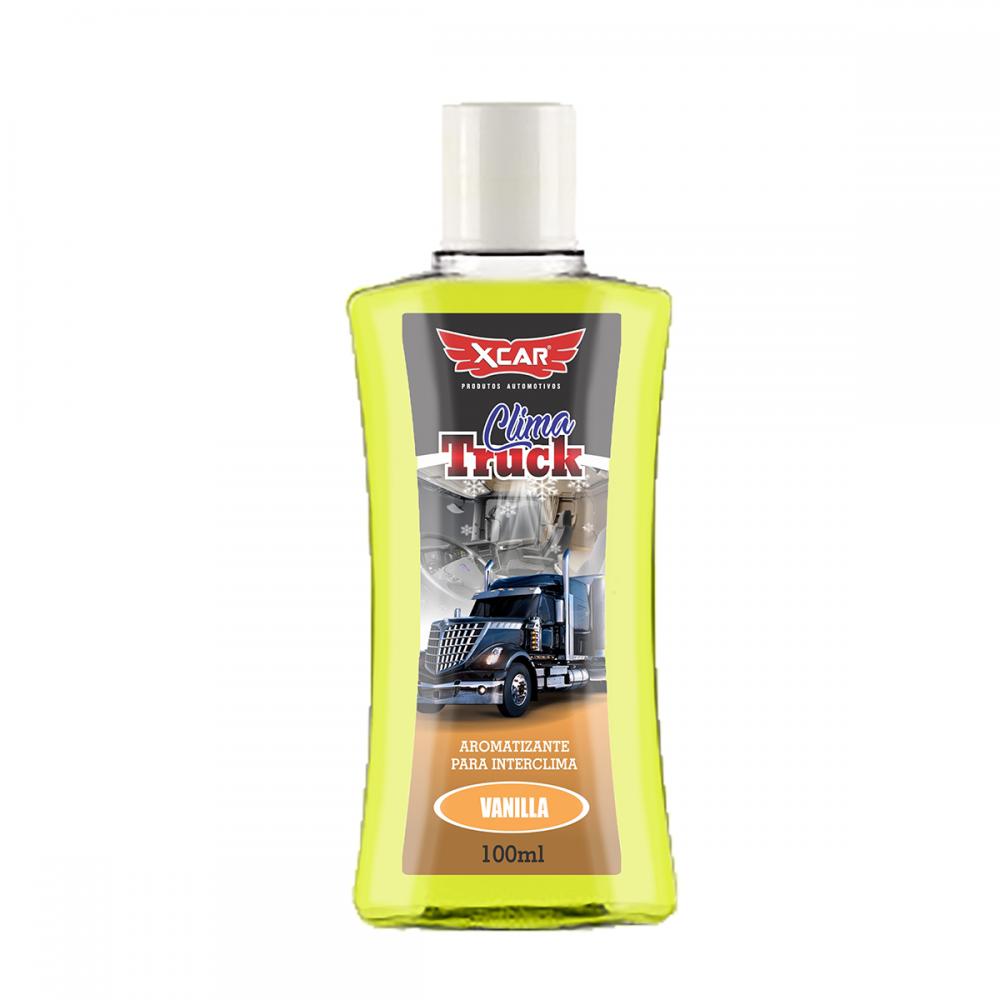 Aromatizador Interclima 100ml Vanilla - Xcar 9049