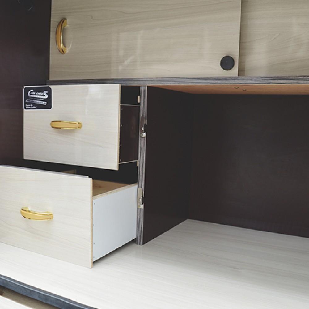 Caixa de Cozinha para Caminhão 97cm - Linha Pop Econômica