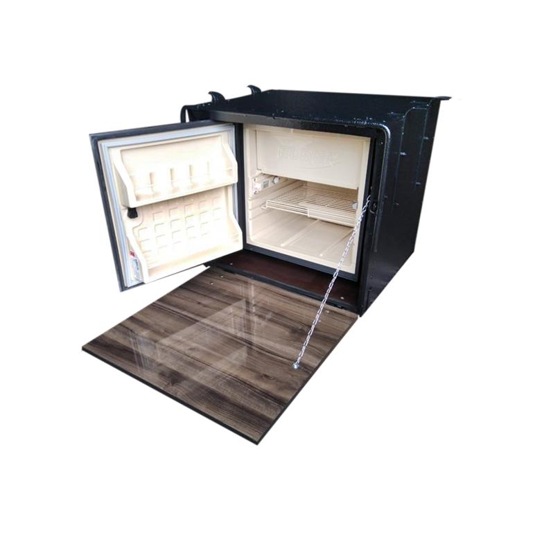 Caixa de Geladeira para Caminhão - Elber 85 Litros - 78cm - Linha Standard