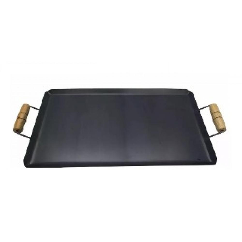 Chapa Média 42x22cm Para Fogareiro - C002
