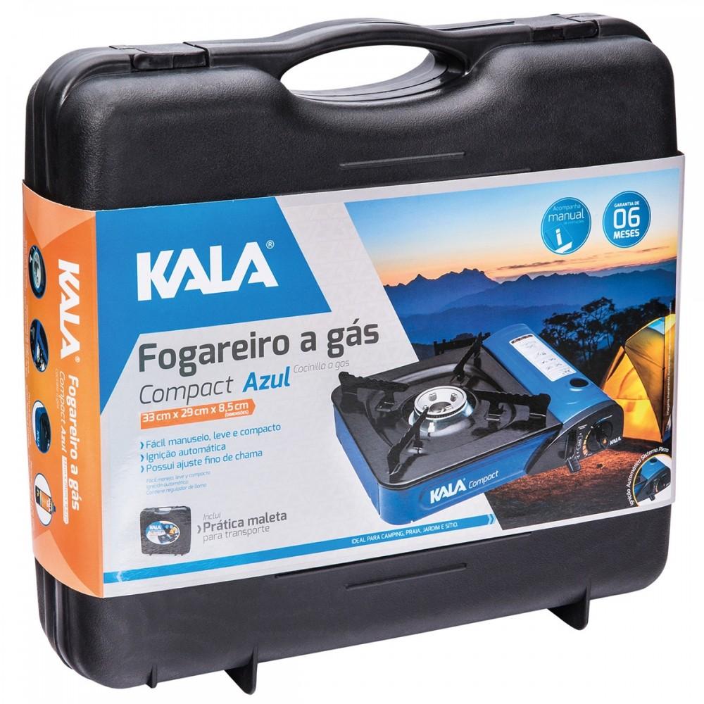 Fogareiro a Gás Compacto - Kala
