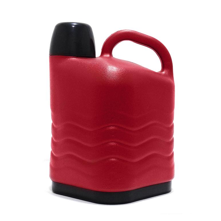 Garrafão Térmico 5L vermelho Invicta