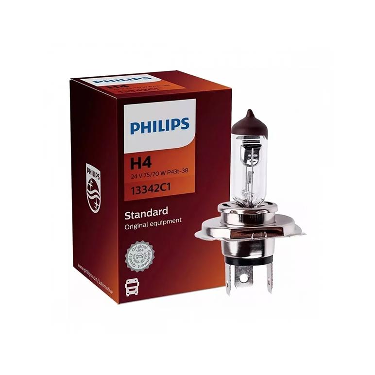 Lâmpada Philips H4 24V 13342C1