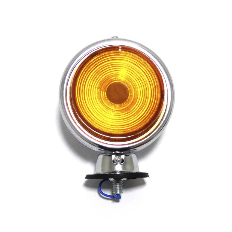 Lanterna Foguinho Bojuda Amarela