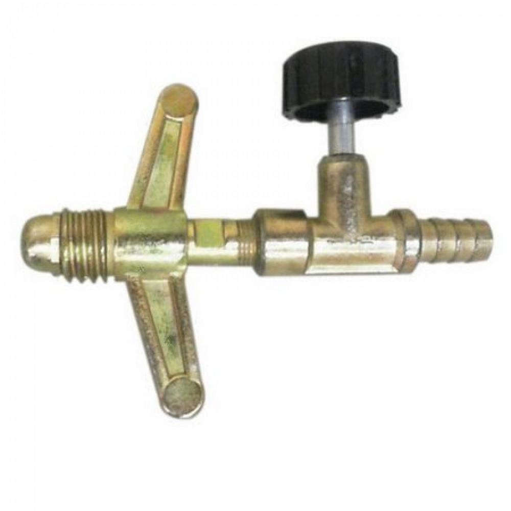 Registro de Gás Borboleta com Engate Rodoar - A025