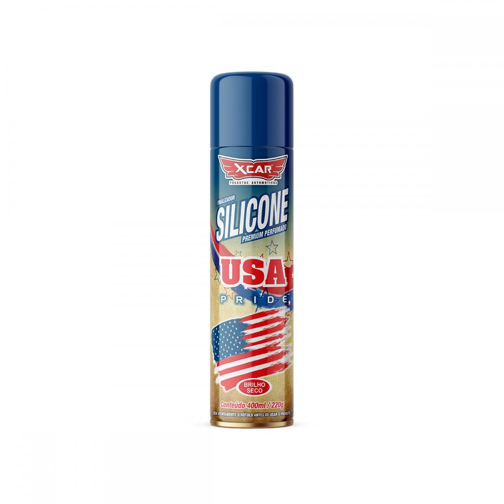 Silicone Spray USA 400ML/200G - Xcar 9048