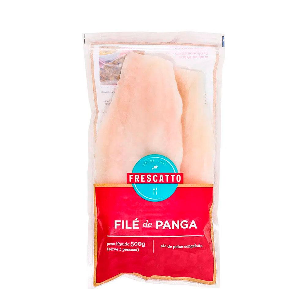 FILÉ DE PANGA FRESCATTO 500GR