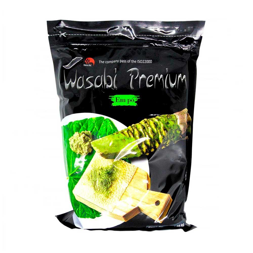 Wasabi em Pó
