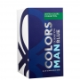 Colors Man Blue Benetton Eau de Toilette - Perfume Masculino 60ml