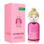 Sisterland Pink Raspeberry Benetton Eau de Toilette - Perfume Feminino 80ml