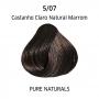 Wella Professionals Color Perfect 5/07 Castanho Claro Natural Marrom - Coloração Permanente 60ml