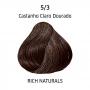 Wella Professionals Color Perfect 5/3 Castanho Claro Dourado - Coloração Permanente 60ml
