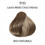 Wella Professionals Color Perfect 7/11 Louro Médio Cinza Intenso - Coloração Permanente 60g