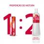 Wella Professionals Color Touch 4/77 Castanho Médio Marrom Intenso - Tonalizante 60g