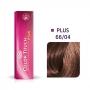 Wella Professionals Color Touch Plus 66/04 Louro Escuro Intenso Natural Avermelhado - Tonalizante 60g