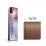 Wella Professionals Illumina Color 6/19 Louro Escuro Acinzentado Cendré - Coloração 60ml