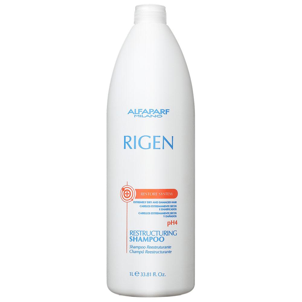 Alfaparf Rigen Restore System Ultra Restructuring - Shampoo 1000ml