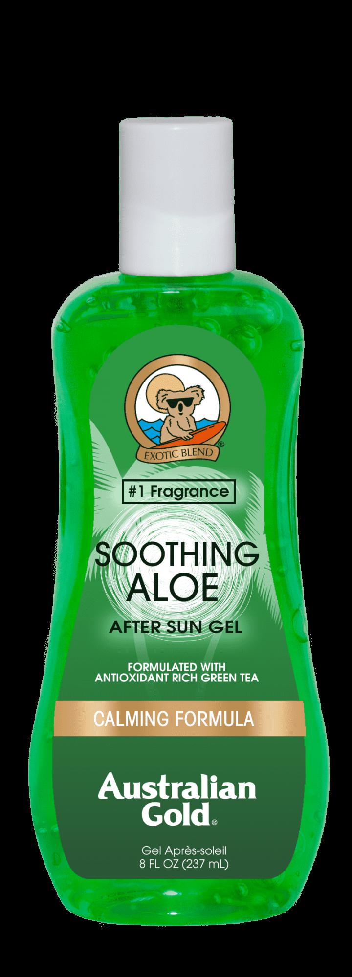Australian Gold Pós Sol Soothing Aloe Gel 237ml