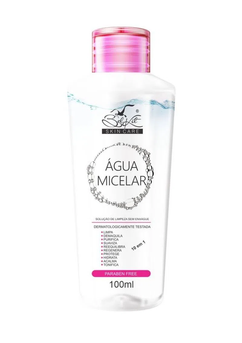 BELKIT Agua Micelar Skin Care 10 in 1 100ml