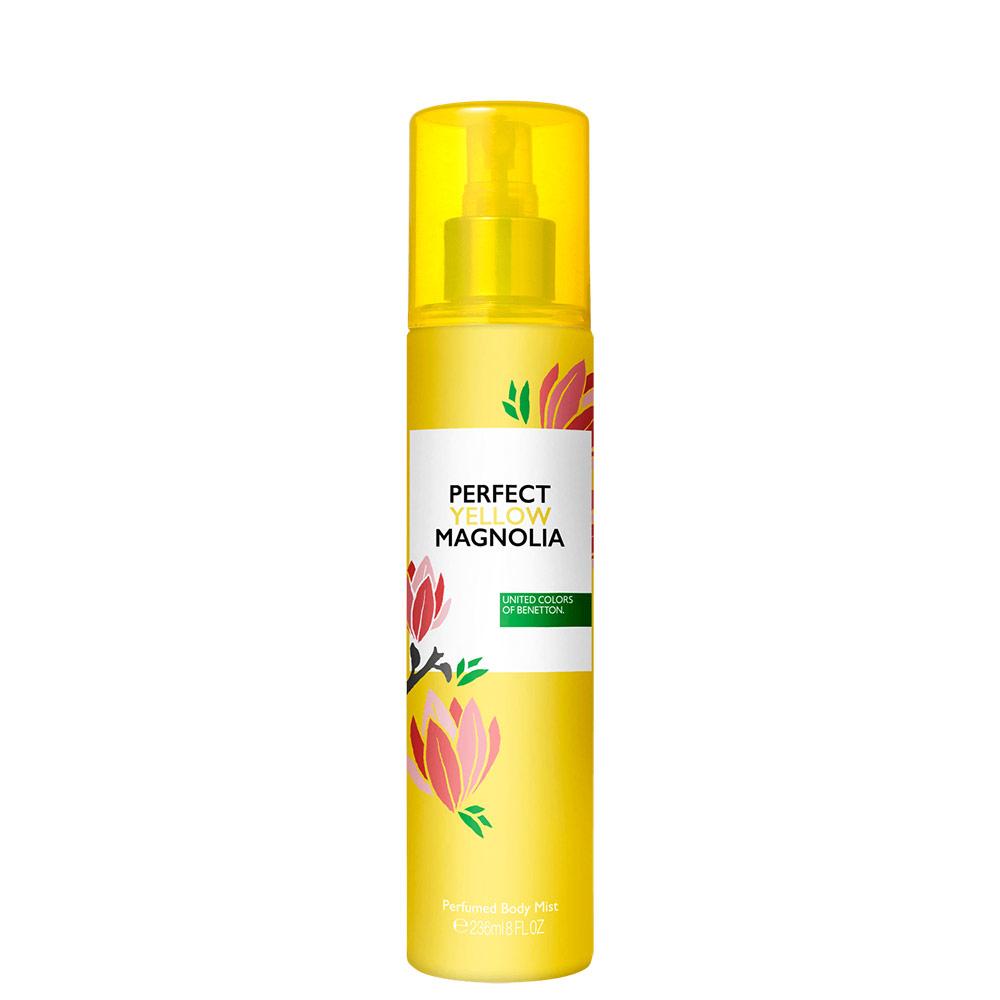 Benetton Perfect Yellow Magnolia - Body Spray 236ml