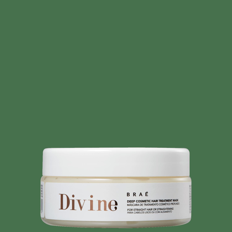 BRAÉ Divine Home Care - Máscara Capilar 200g
