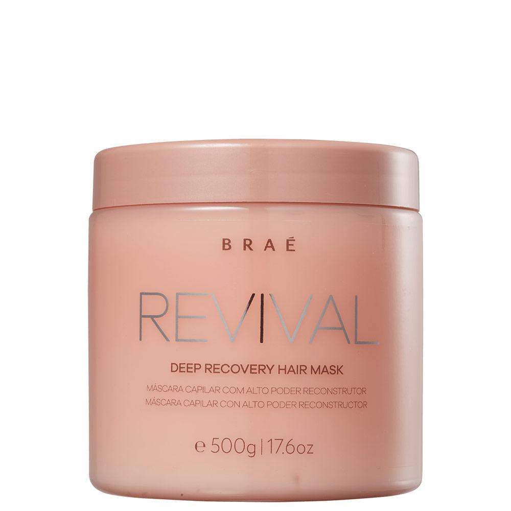 BRAÉ Revival - Máscara de Reconstrução 500g
