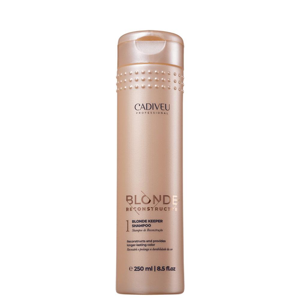 Cadiveu Blonde Reconstructor Keeper - Shampoo Reconstrutor 250ml