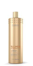 CADIVEU PROFESSIONAL Blonde Reconstructor Fiber Filler Máscara de Proteína 1000ml