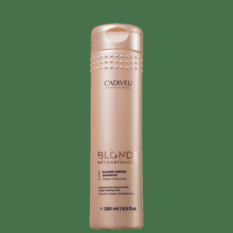 CADIVEU PROFESSIONAL Blonde Reconstructor Keeper Shampoo 250ml