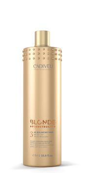 CADIVEU PROFESSIONAL Blonde Reconstructor Ph-Balancing Mask 1000ml