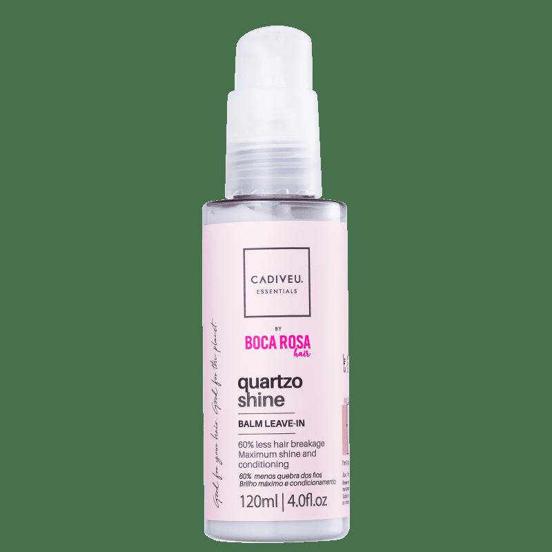 CADIVEU PROFESSIONAL Boca Rosa Hair Quartzo Shine Balm Leave-in 120ml