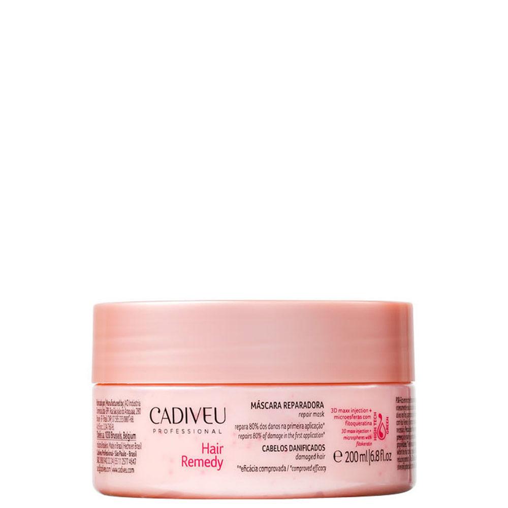 Cadiveu Professional Hair Remedy - Máscara Capilar 200ml