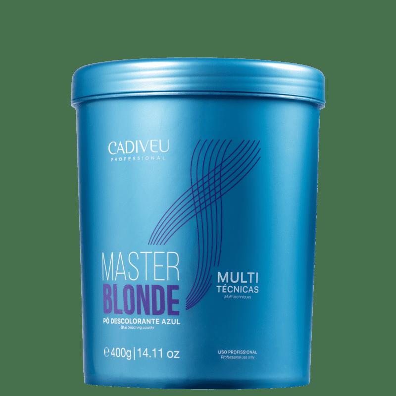 Cadiveu Professional Master Blonde - Pó Descolorante 400g