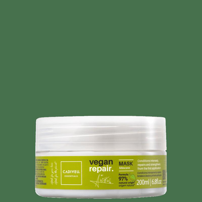 CADIVEU PROFISSIONAL Essentials  Vegan Repair by Anitta Mascara  200ml