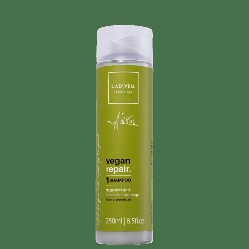 CADIVEU PROFISSIONAL Essentials  Vegan Repair by Anitta Shampoo 250ml
