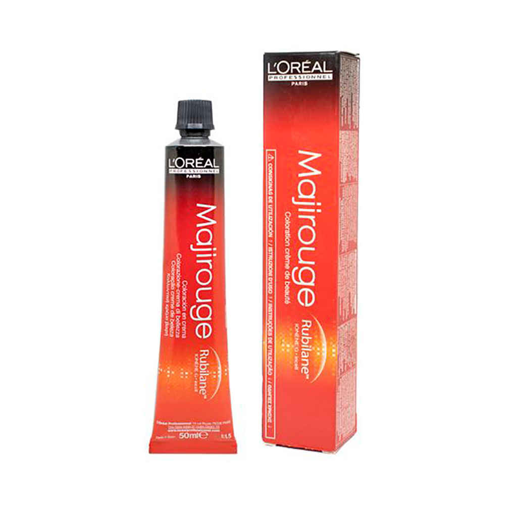 Coloração L'Oréal Professionnel Majirouge Rubilane 8.43 50ml