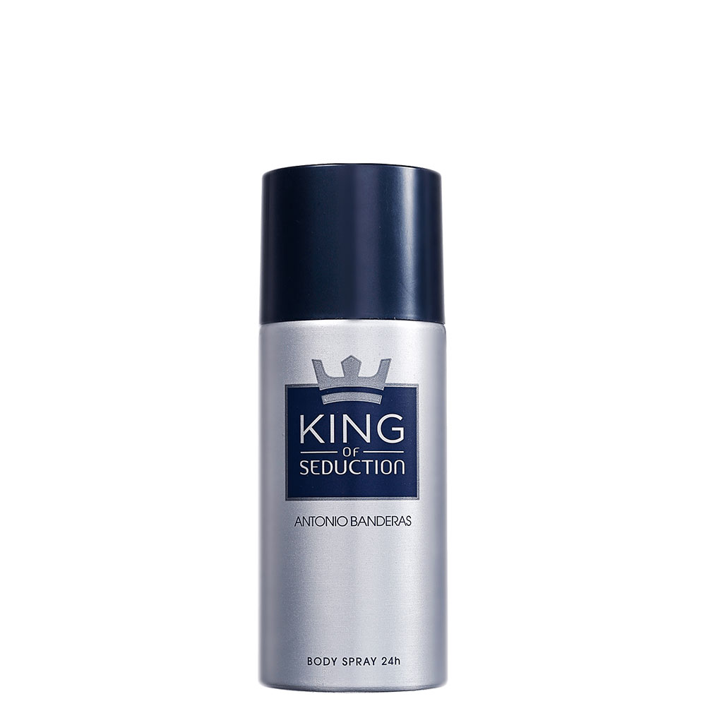 Desodorante King of Seduction Antonio Banderas 150ml