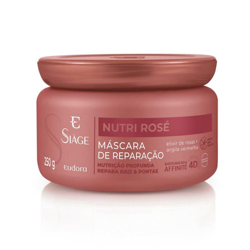 Eudora Siáge Nutri Rosé Máscara 250gr