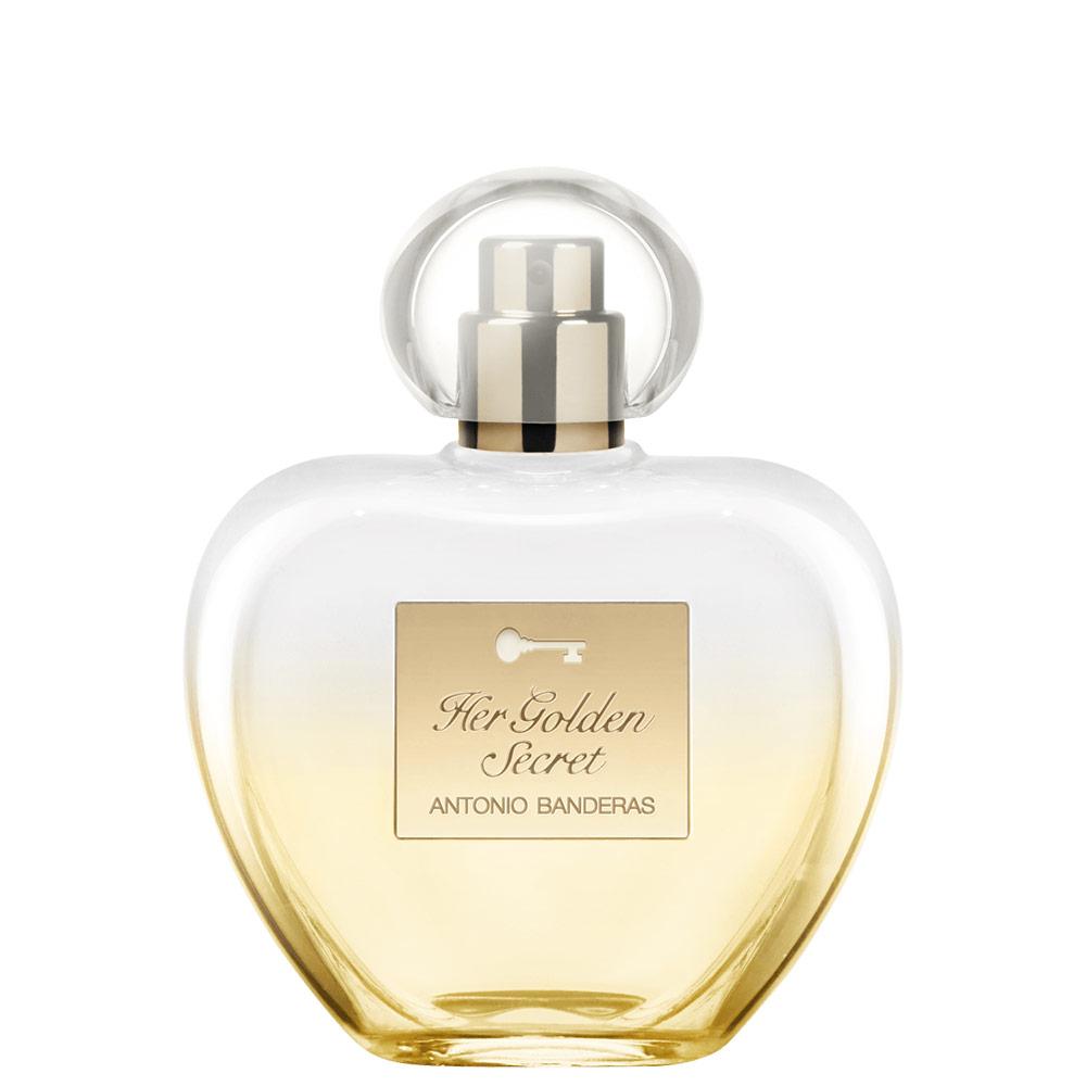 Her Golden Secret Antonio Banderas Eau de Toilette - Perfume Feminino 50ml