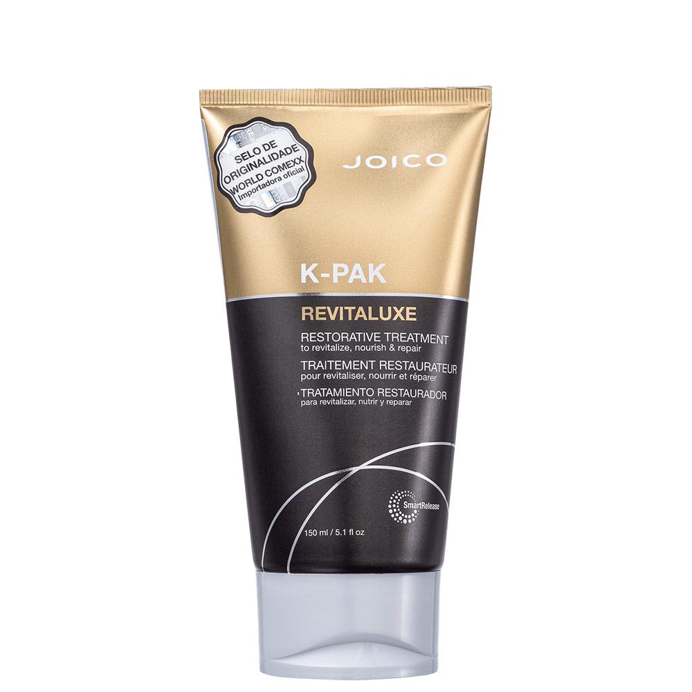Joico K-PAK Revitaluxe Restorative Treatment - Máscara Capilar 150ml