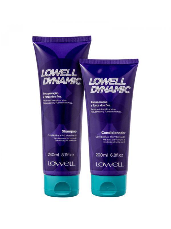 KIT LOWELL Dynamic Duo (2 Produtos)
