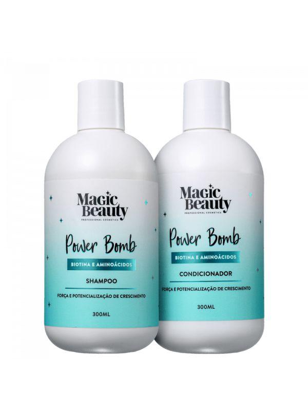 KIT MAGIC BEAUTY Power Bomb Duo (2 Produtos)