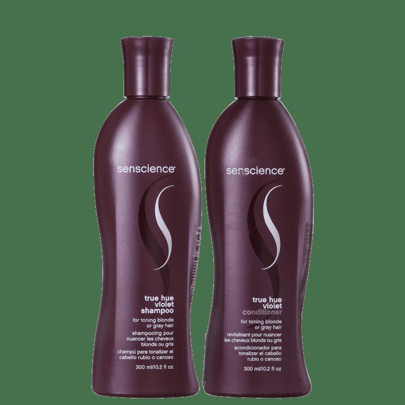 KIT SENSCIENCE True Hue Violet Kit (2 produtos)