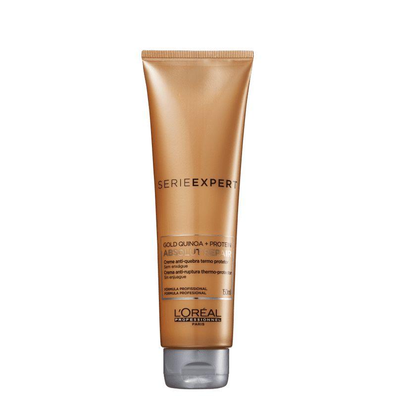 L'ORÉAL PROFESSIONNEL Absolut Repair Gold Quinoa   Protein - Protetor Térmico 150ml