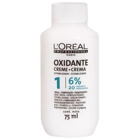 L'ORÉAL PROFESSIONNEL Creme Oxidante 6% 20Vol 75ml