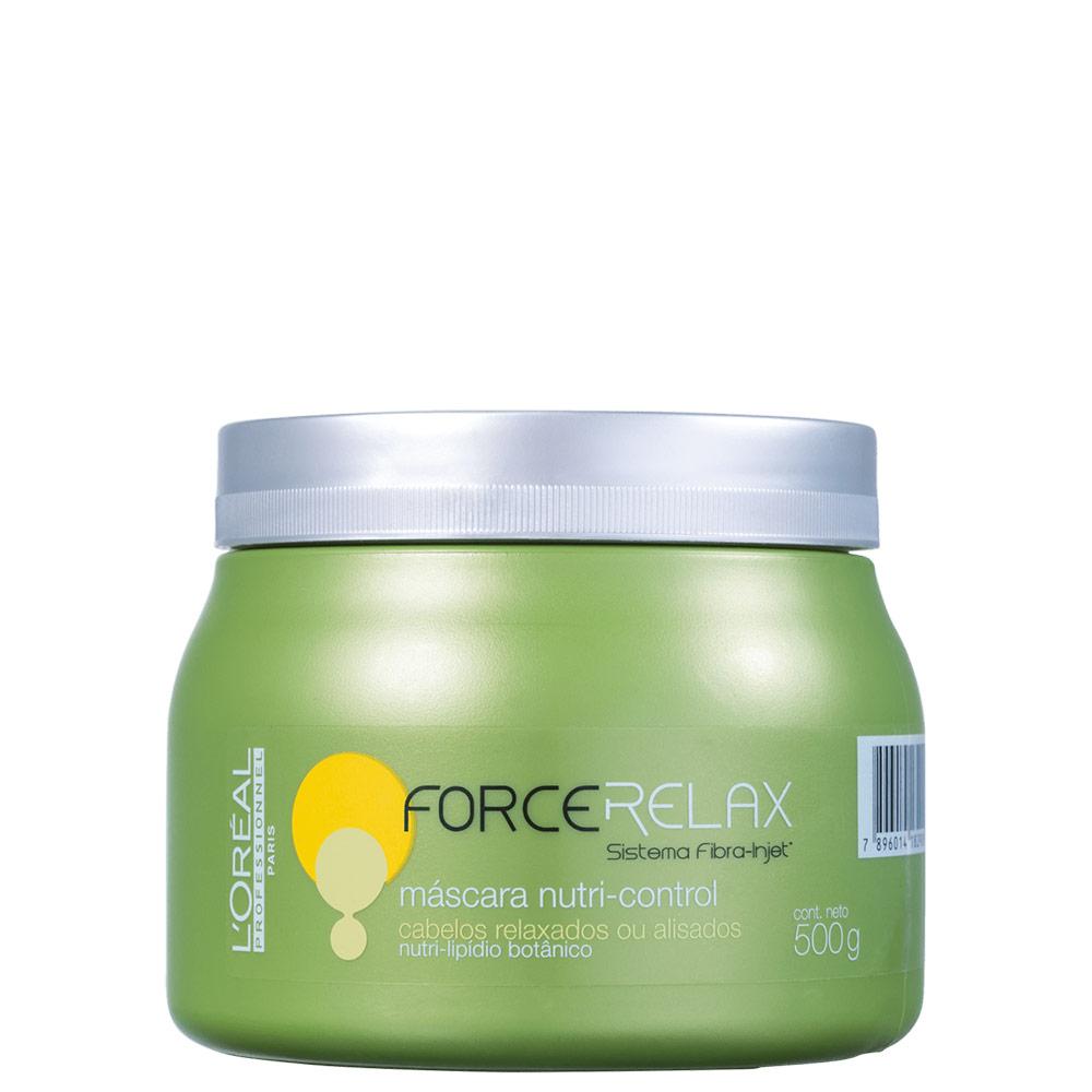 L'Oréal Professionnel Expert Force Relax Nutri-Control - Máscara de Nutrição 500g