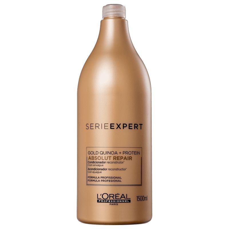 L'ORÉAL PROFESSIONNEL Gold Quinoa + Protein - Condicionador 1500ml